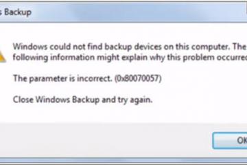 How to Fix QuickBooks Error 80070057
